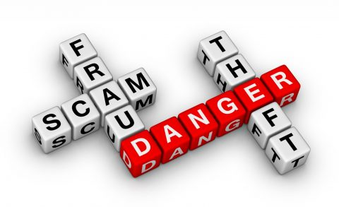 beware of mortgage or title fraud